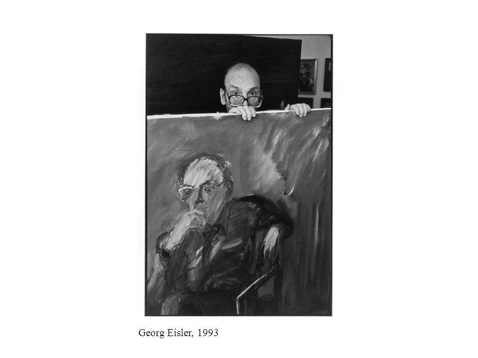 Georg Eisler, 1993