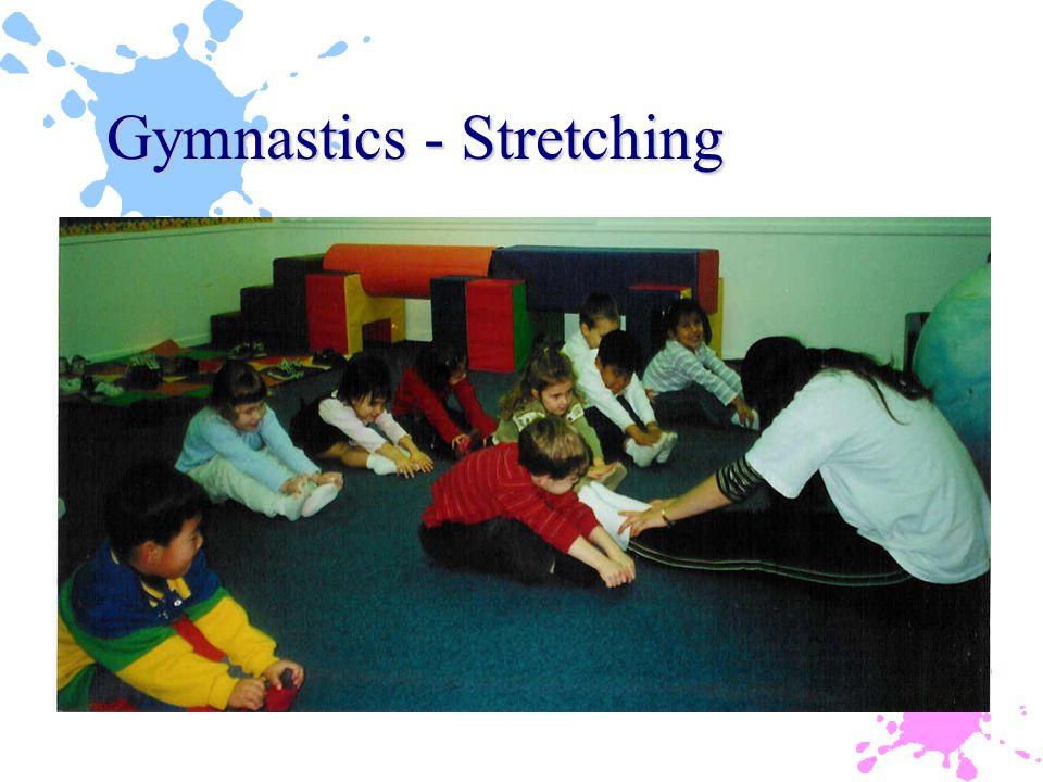 Gymnastics - Stretching