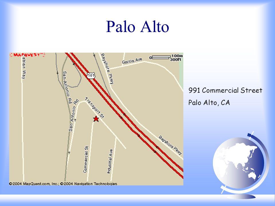 Palo Alto 991 Commercial Street Palo Alto, CA