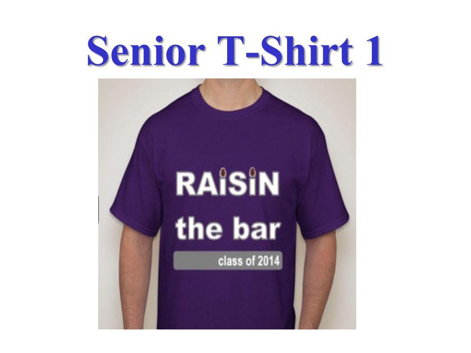 Senior T-Shirt 1