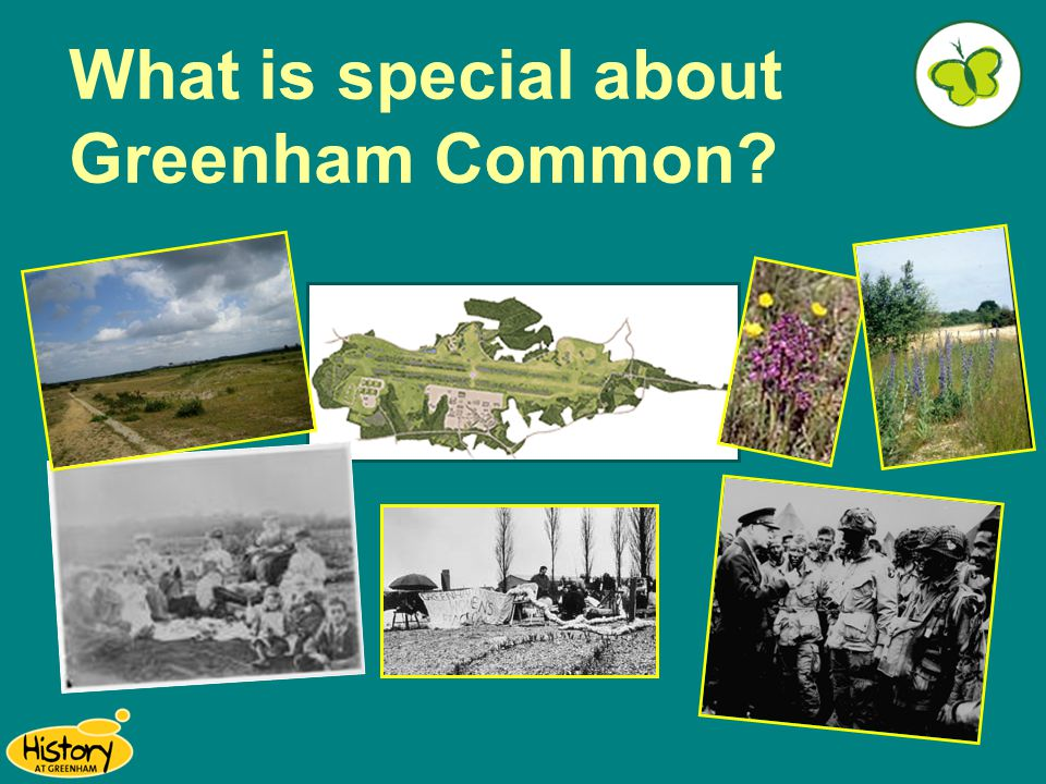 What is special about Greenham Common?