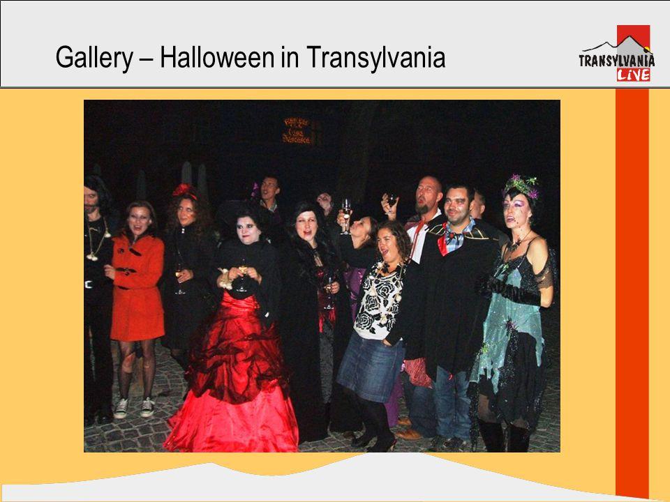 Gallery – Halloween in Transylvania
