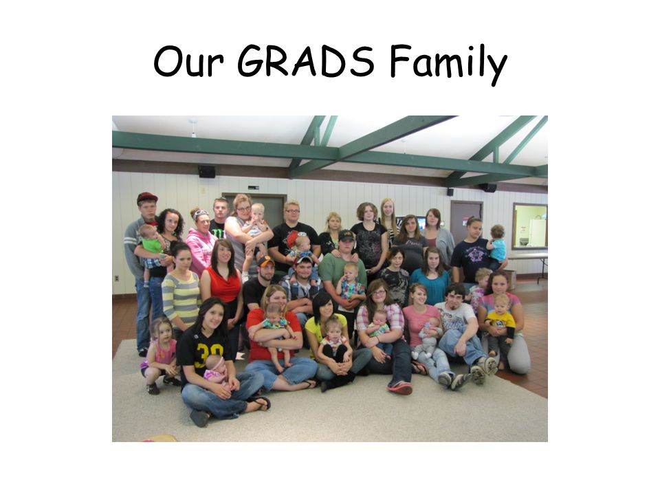Our GRADS Family