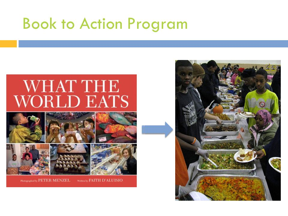 Book to Action Program