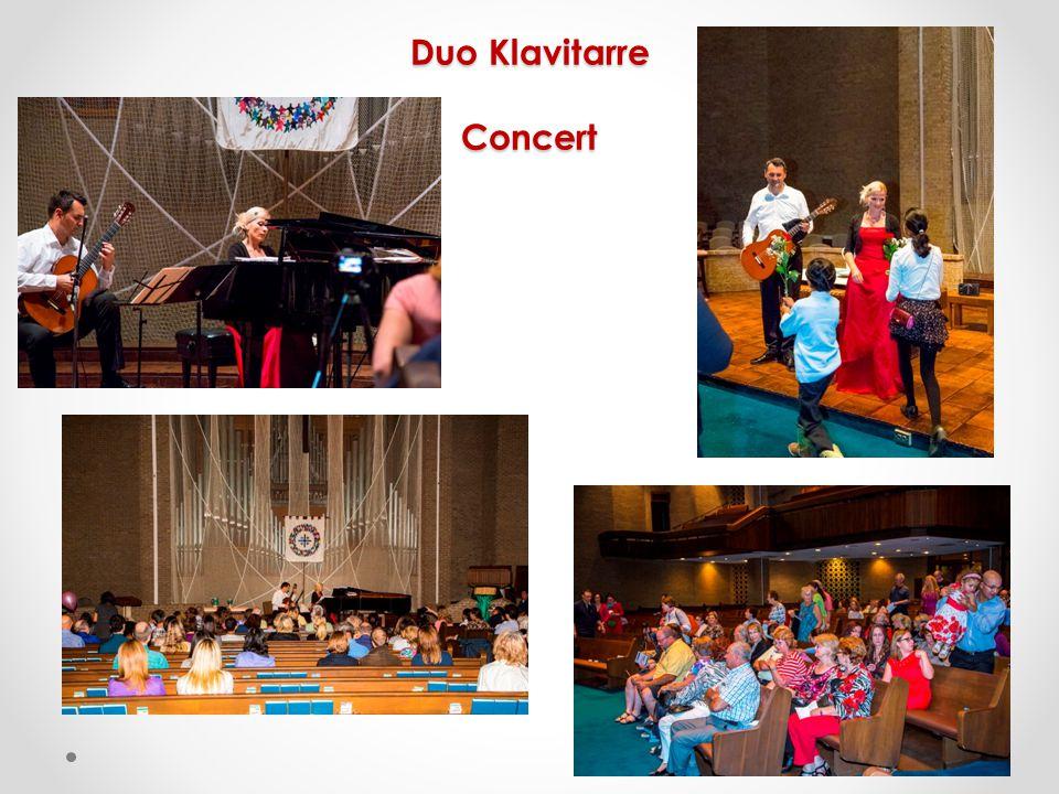 Duo Klavitarre Concert
