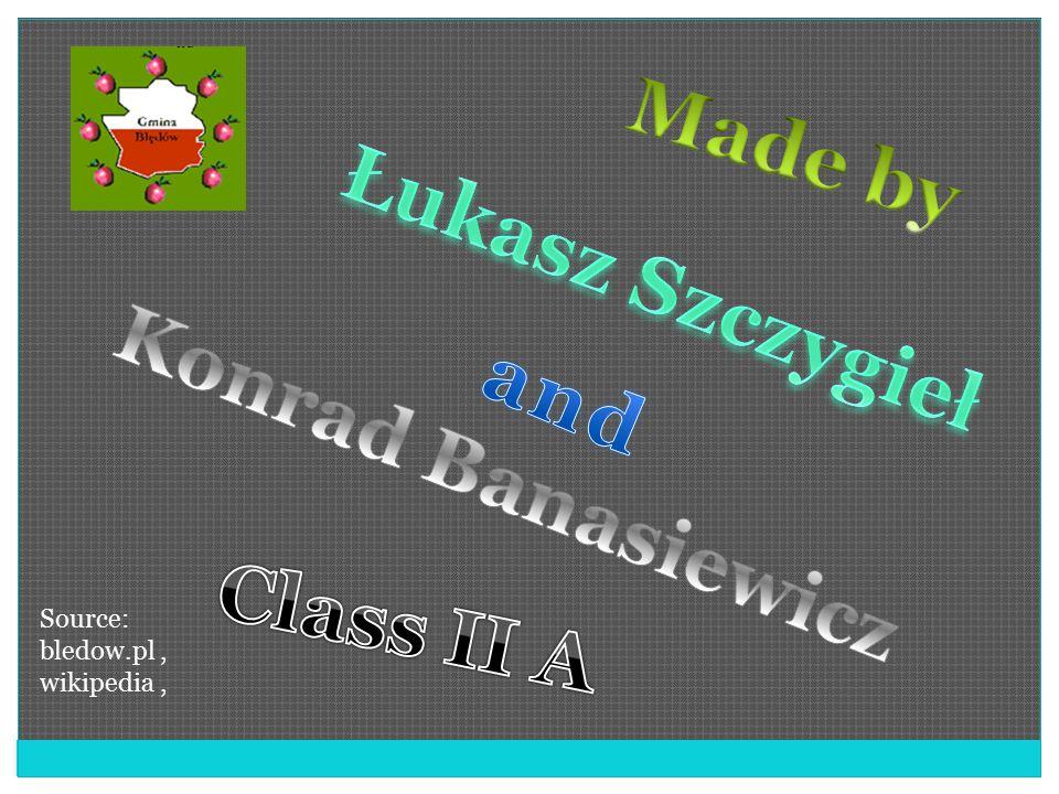 Źródło: bledow.pl Prof.