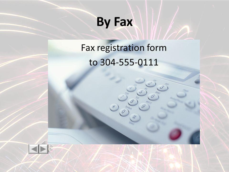 Independence Day Weekend Extravaganza Information Form Menu