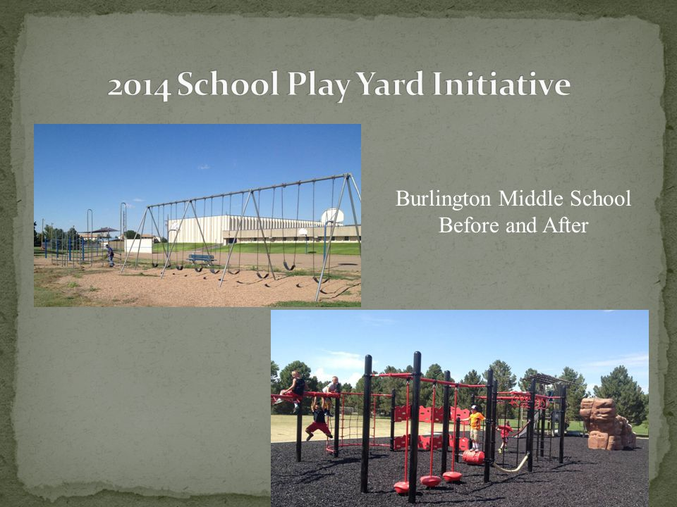 Projects must be constructed on/adjacent to school grounds Projects must be designed by students Projects must include play elements AND outdoor learning components Funds can be used to build new school play yards Funds can be used to enhance existing facilities All school yards must be open to public when school is not in session