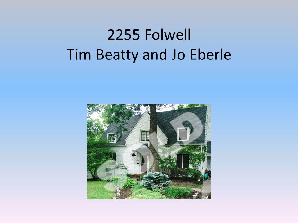 2255 Folwell Tim Beatty and Jo Eberle