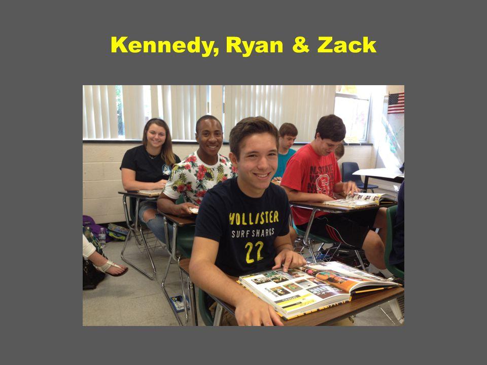 Kennedy, Ryan & Zack