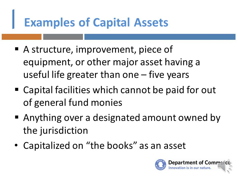 Key Players in CFP Development Capital Facilities Planning requires participation from a host of people.
