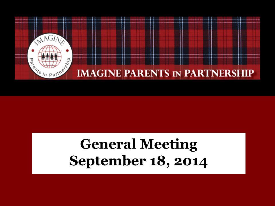 General Meeting September 18, 2014