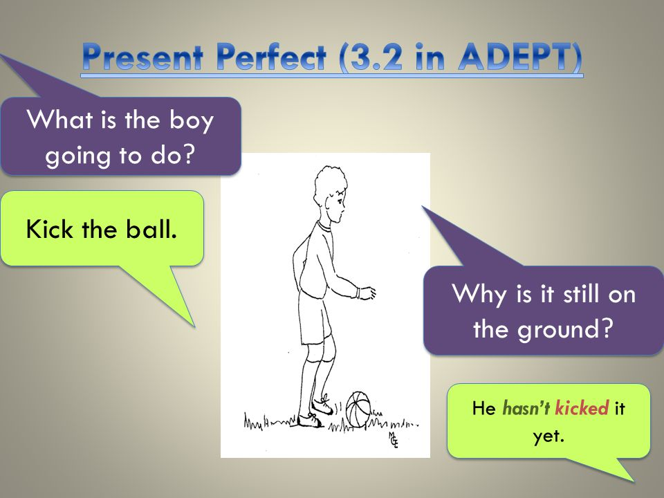 Review 4-1 Past participlePast participle 4-2 Present perfect with since and forPresent perfect with since and for 4-3 Negatives, questions, and short answer formsNegatives, questions, and short answer forms 4-4 Present perfect with unspecified timePresent perfect with unspecified time 4-5 Simple past vs.