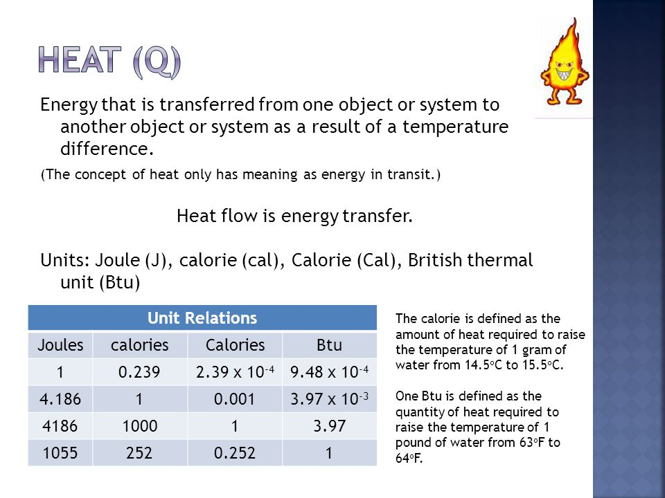 Quantity of heat needed to change the temperature of a system is dependent on three things: 1.