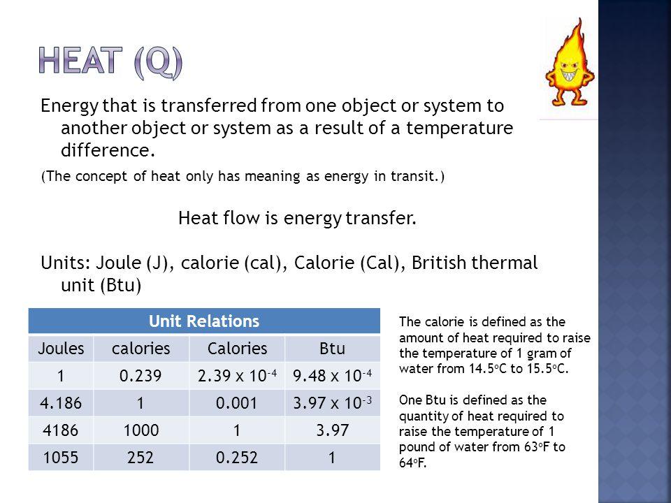 Energy transfer through electromagnetic radiation (fancy words for light) Ex.