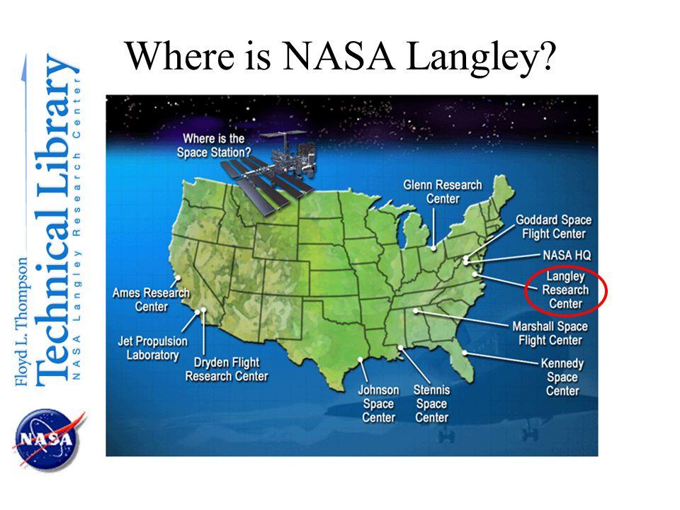 Where is NASA Langley