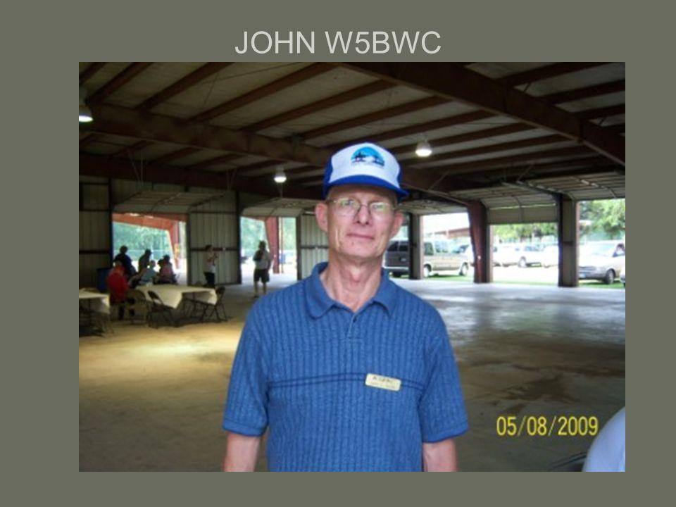 JOHN W5BWC