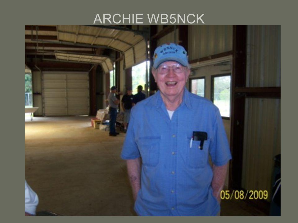 ARCHIE WB5NCK