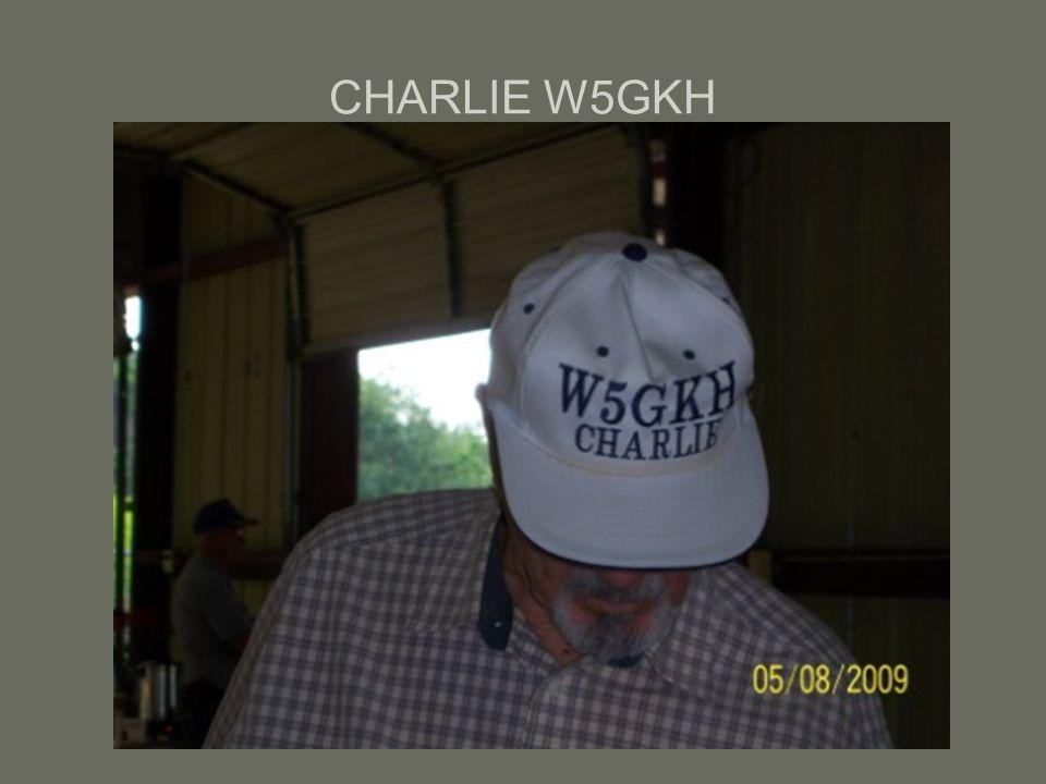 CHARLIE W5GKH