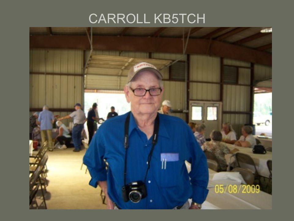 CARROLL KB5TCH