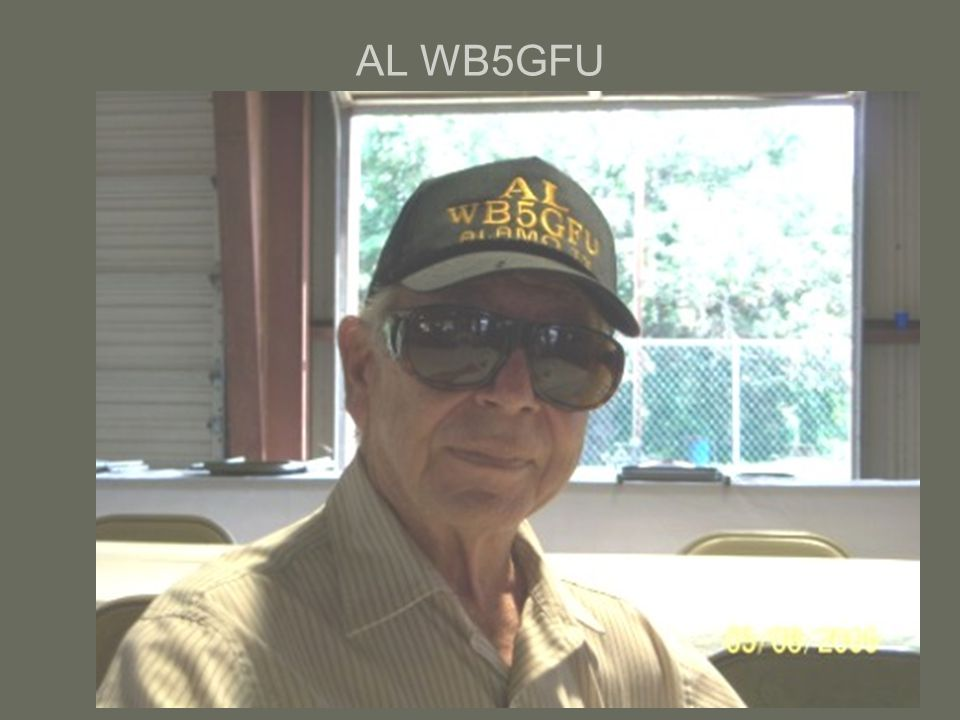 AL WB5GFU