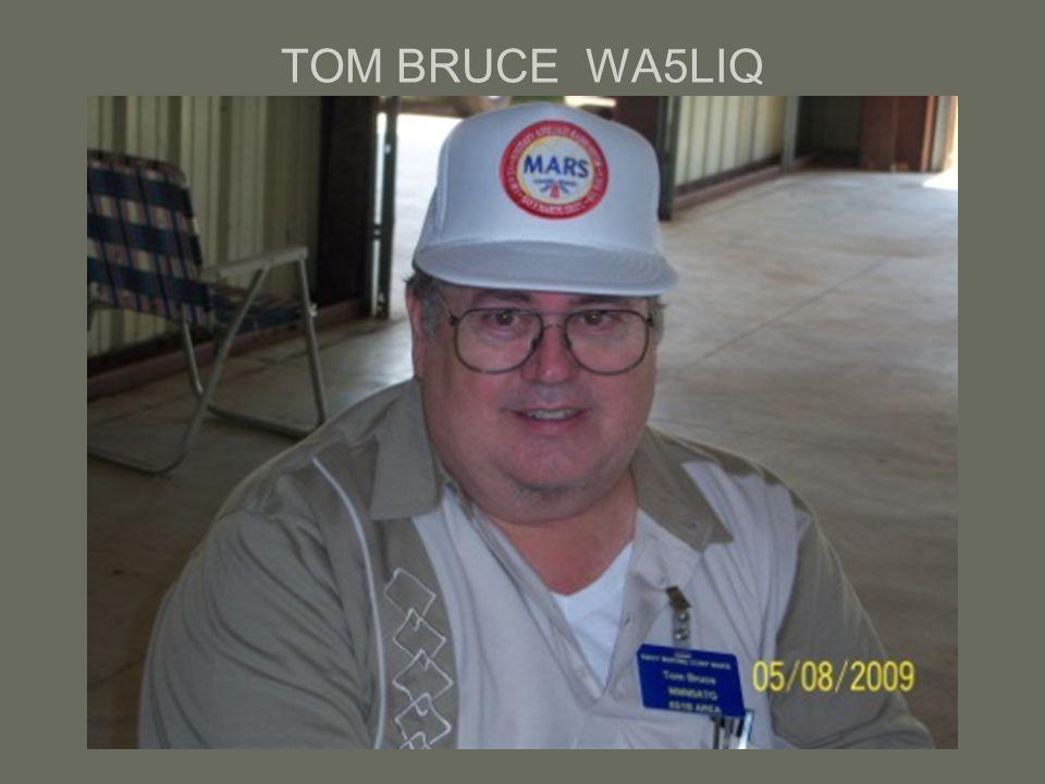TOM BRUCE WA5LIQ