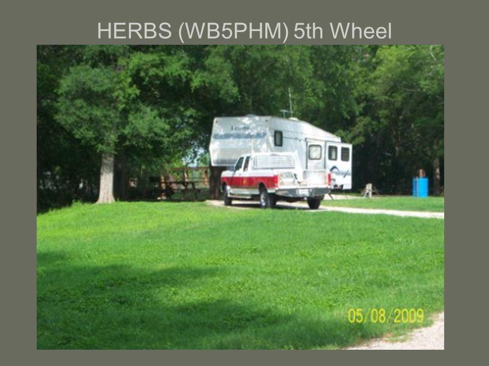 HERB & JOANIES 5TH WHEEL (KA5CRL s Vertical)