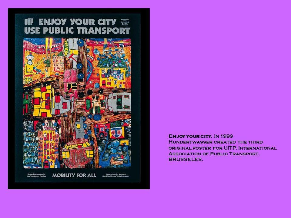 Enjoy your city.