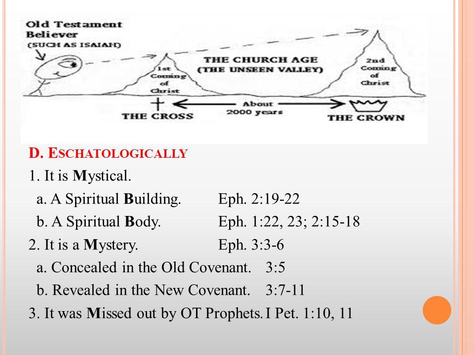 THE UNIVERSAL CHURCH I. THE CHURCH. II THE CHURCH – ITS CONCEPT.