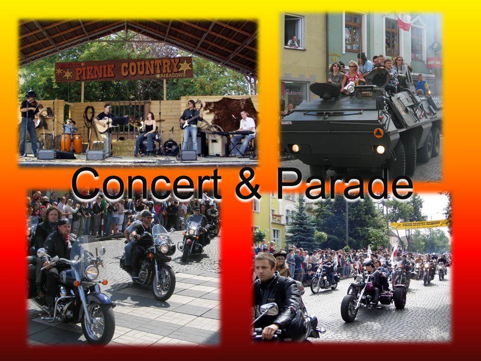 Concert & Parade