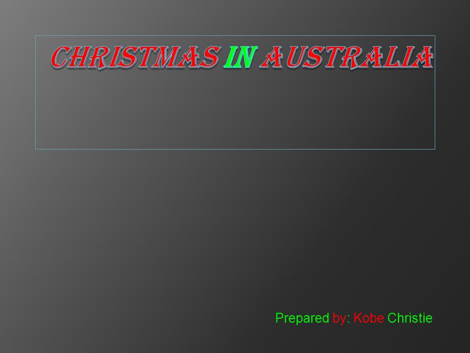 Recourses I got the map and the flag from Microsoft clipart, I got the December picture from Microsoft clipart, I got the Merry Christmas picture from Microsoft clipart, I got the tree from http://www.start-a-new-life-in- australia.comhttp://www.start-a-new-life-in- australia.com, I got the picture of Santa Claus from Microsoft clipart, I got the picture of Swag Man from http://www.jollyswagman.com.au, I got the picture of Roast Turkey from Microsoft clipart, I got the picture of the coal and the present from Microsoft clipart, and finally I got the picture of the tree and the present from Microsoft clipart.