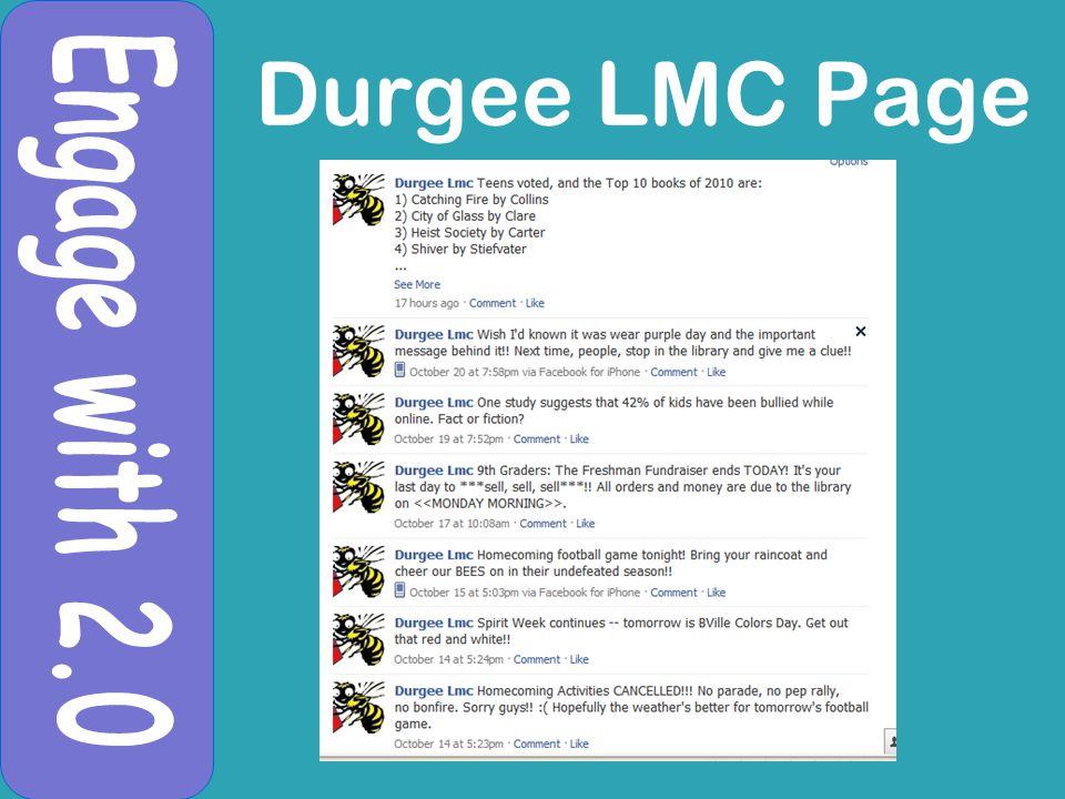 Durgee LMC Page