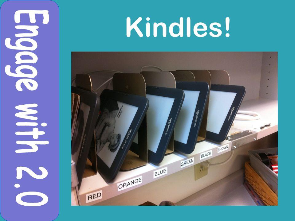 Kindles!