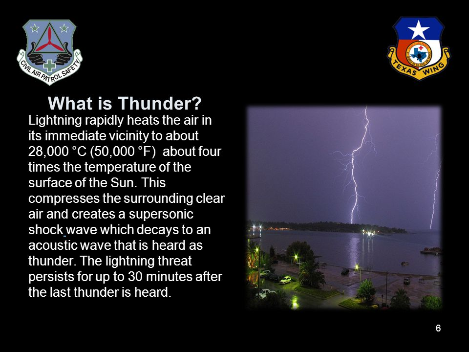 What is Thunder.