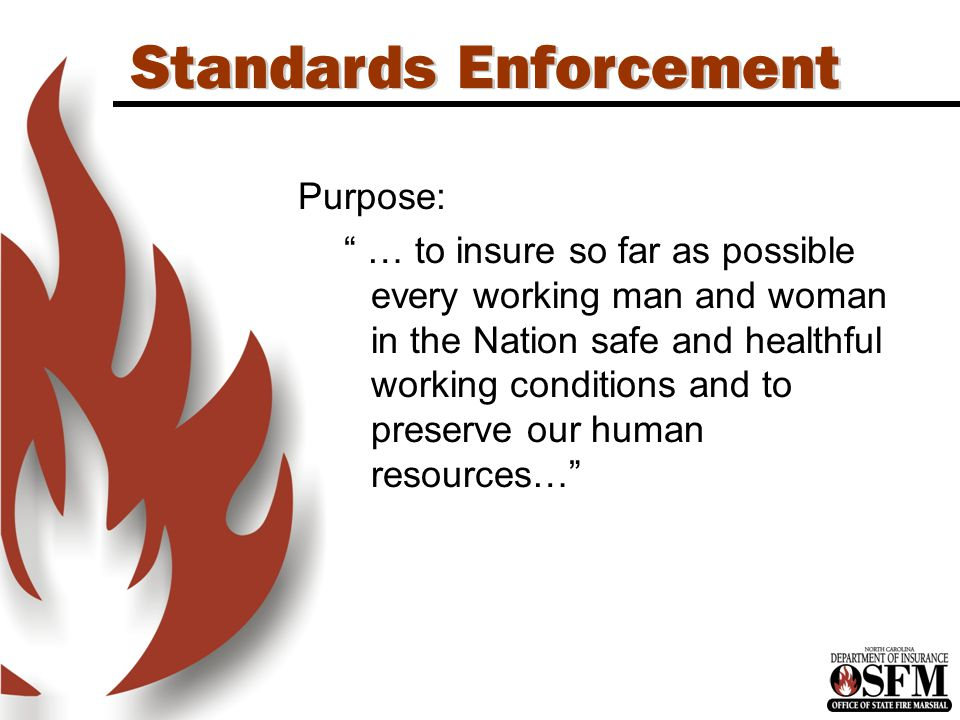 Standard of Care & Liability ● Remember that by operating within the Standard of Care we, as responders, will not need to worry about legal implications.