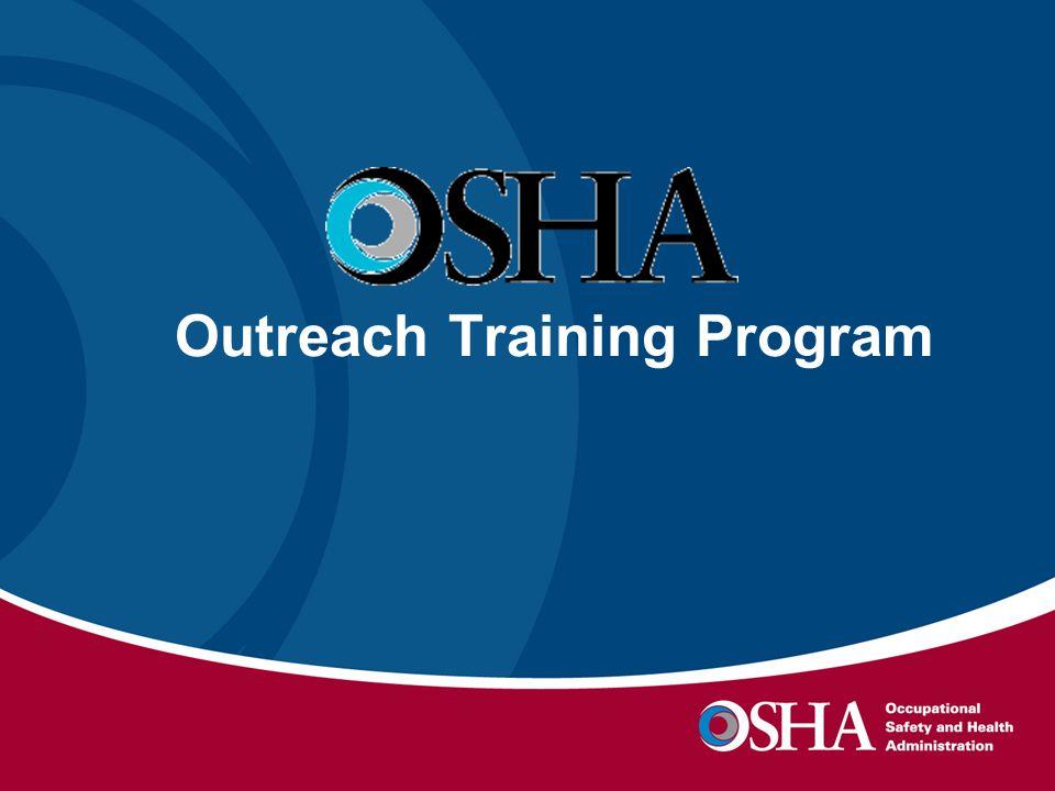 Outreach Training Program