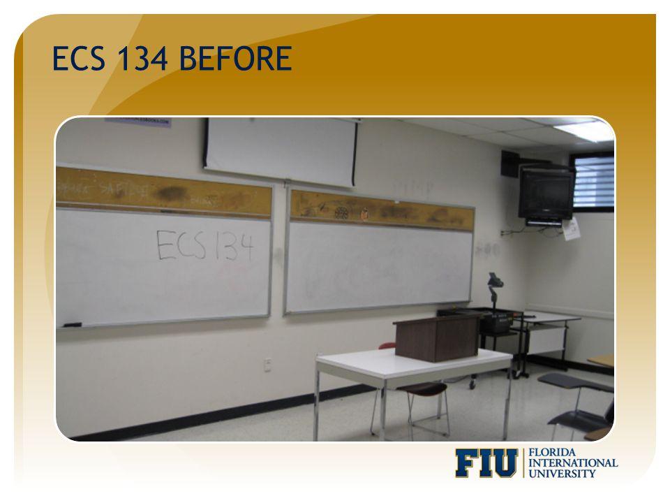 ECS 134 BEFORE