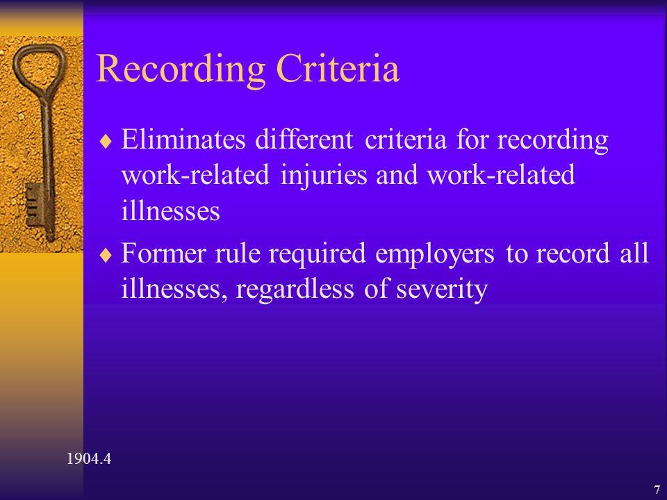 6 OSHA Form 300A