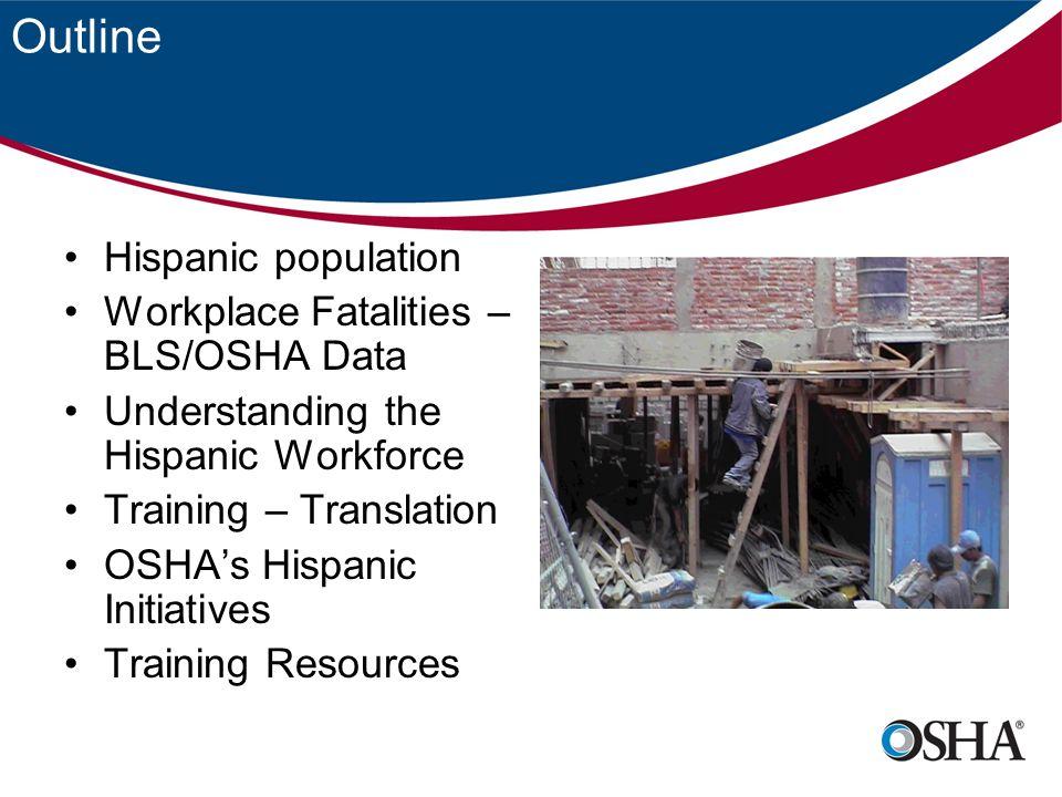 OSHA Compliance Assistance Hispanic Employers and Workers: https://www.osha.gov/dcsp/compliance_assistance/index_hispanic.html https://www.osha.gov/dcsp/compliance_assistance/index_hispanic.html Quick Start - Hispanic Outreach: https://www.osha.gov/dcsp/compliance_assistance/quickstarts/hispanic/ index_hispanic.html https://www.osha.gov/dcsp/compliance_assistance/quickstarts/hispanic/ index_hispanic.html Publications in Spanish: https://www.osha.gov/dcsp/compliance_assistance/spanish/spanish_public ations.html OSHA Dictionaries: https://www.osha.gov/dcsp/compliance_assistance/spanish_dictionaries.ht ml Publications in Spanish: https://www.osha.gov/dcsp/compliance_assistance/spanish/spanish_public ations.html
