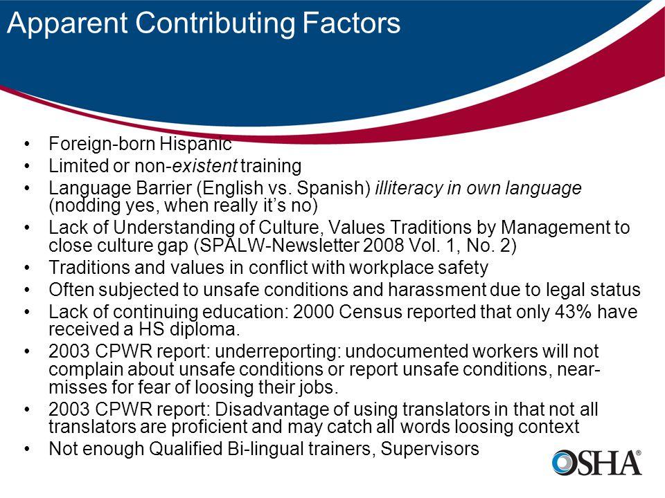 Understanding the Hispanic Workforce La Familia (Family) Las Tradiciones (Traditions/ Beliefs) El Respeto (Respect)/ Status & Hierarchy La Educacion (Education) Instituto Mexicano de Seguro Social