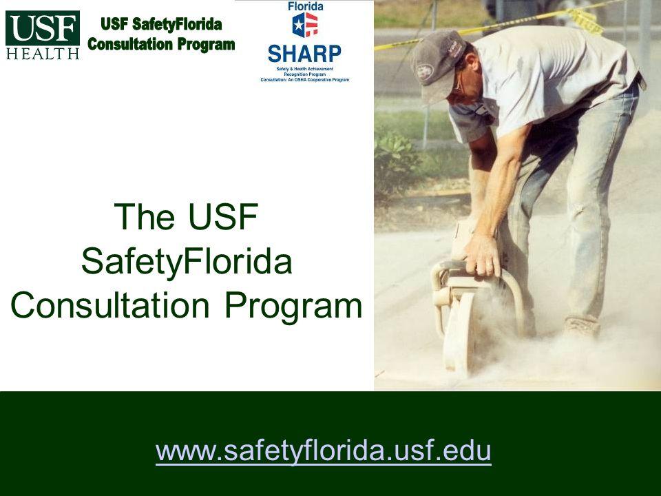 The USF SafetyFlorida Consultation Program www.safetyflorida.usf.edu