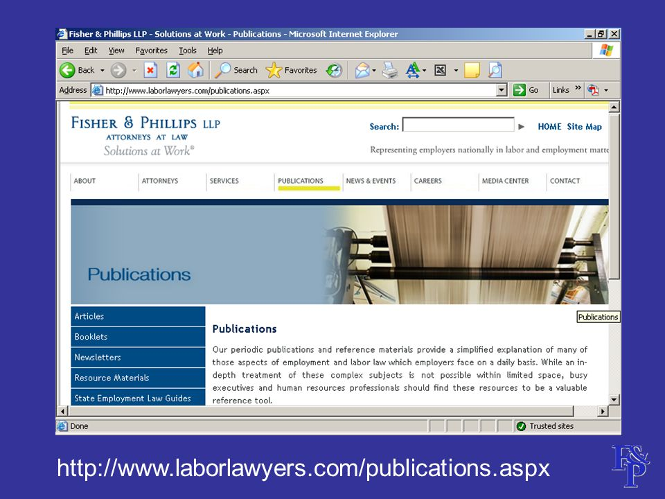 http://www.laborlawyers.com/publications.aspx