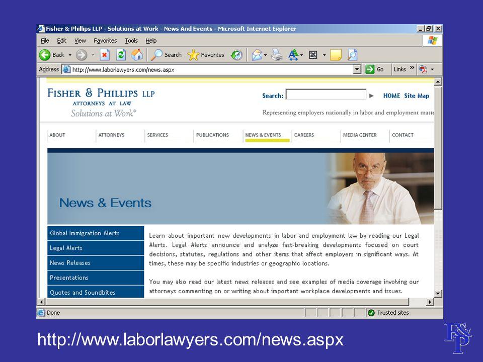 http://www.laborlawyers.com/news.aspx