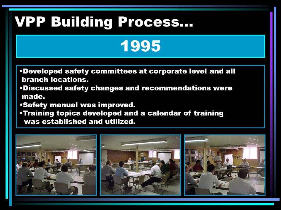 VPP Building Process...