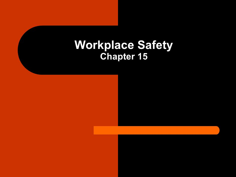 Workers' Compensation State law Benefits for work-related injuries and illnesses.