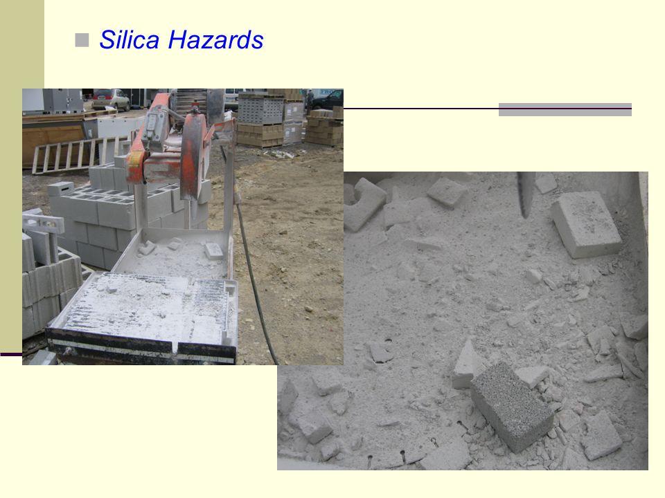 Silica Hazards