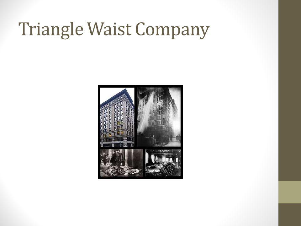 Triangle Waist Company