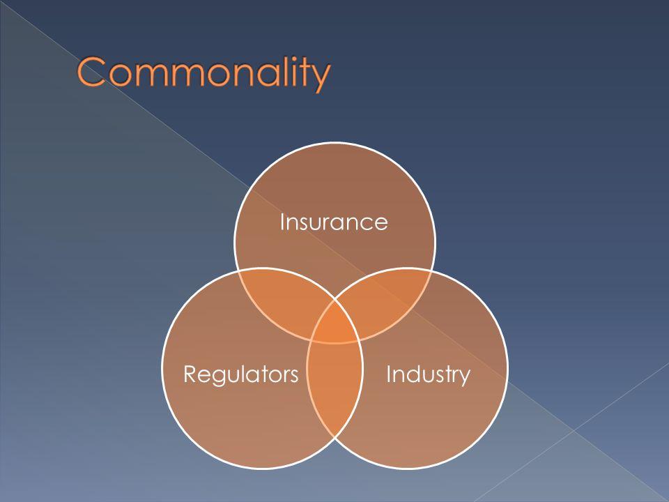 Insurance IndustryRegulators