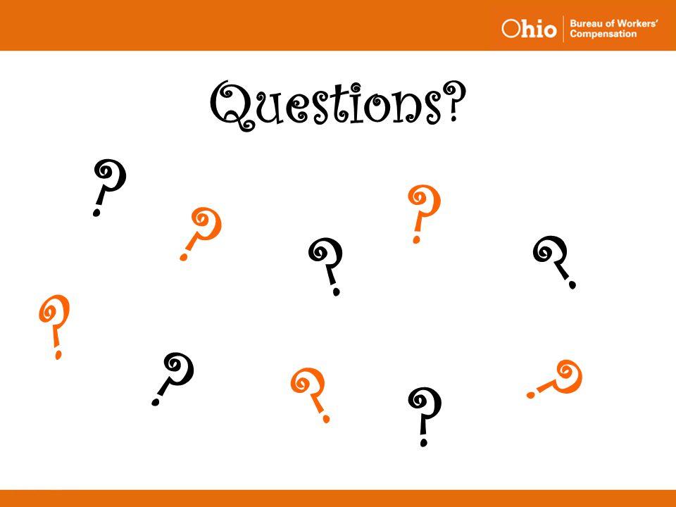Questions? ? ? ? ? ? ? ? ? ? ?