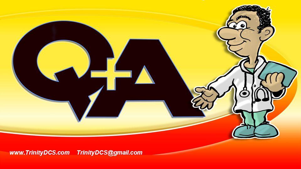 www.TrinityDCS.com TrinityDCS@gmail.com